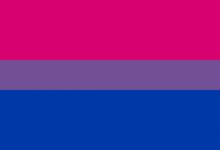 Steagul bisexualităţii