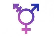 Simbol Transgender